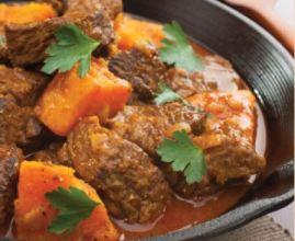 Crockpot beef stew Paleo